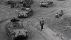 N�mecko úto�í na Polsko, druhá sv�tová válka za�íná.