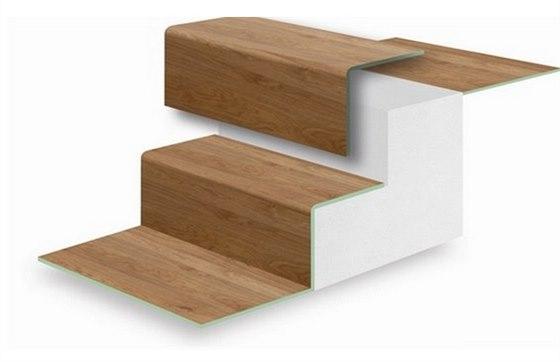 Elegantní, odolné a tiché schody? Jednoznačně vinylové!