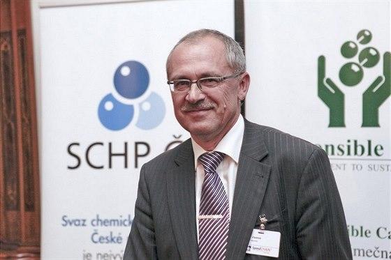 Ing. Vladimír Fišer, jednatel společnosti Bohemiakombi