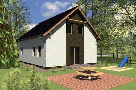 Pravý rodinný dům pro vás? Ten, který si můžete upravit podle svého!