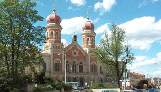 Velká synagoga v Plzni je třetí největší svého druhu na světě