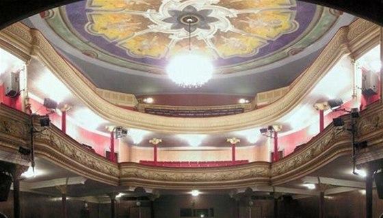 Prostory táborského divadla, ale i další památky si budete moci zdarma