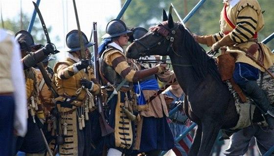 Na Bělohorskou pláň se vrátí slavná bitva na Bílé hoře
