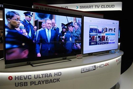 Nové 4K televizory Toshiba jsou připraven na 4K streamování videa ve službě...