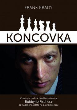 Obálka knihy Koncovka, Vzestup a pád šachového velmistra