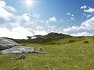 Není třeba se kreslit ve Photoshopu s trávou, program ji nabídne na jeden klik,...