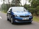 Nová Škoda Fabia s lehkým maskováním