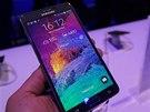 Samsung Galaxy Note 4 premi�ra v Berl�n�