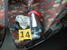 Celníci v autobuse našli téměč 40 tisíc pašovaných krabiček cigaret.
