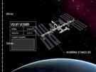 A� tam, kde l�t� ISS se s na��m Dropionem nedostaneme, ale v t�to animaci ano....