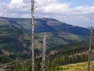 Nejvyšší hora Slezských Beskyd: Skrzyczne (1257 m)
