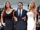 Al Pacino přišel na promítání filmu Maglehorn. Pacino je za hlavní roli horkým...