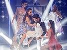 Divadlo Kalich předvedlo novinářům závěrečné medley z chystaného muzikál...