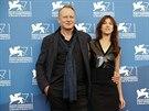 Charlotte Gainsbourgová a Stellan Skarsgard představili v Benátkách režisérský...