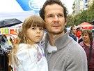 Patrik Eli� se star�� dcerou Sophi�