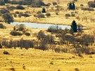 Okolí Padrťských rybníků
