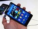 Sony Xperia Z3 Compact na veletrhu IFA 2014