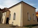 Přední synagoga v Třebíči