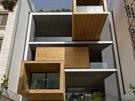 V létě je možné je vysunout a otevřít balkony, veškerá pozornost se upře směrem...