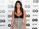 Kim Kardashianov� (Lond�n, 2. z��� 2014)