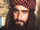 Kabir Bedi jako Sandokan ve stejnojmenném seriálu (1976)