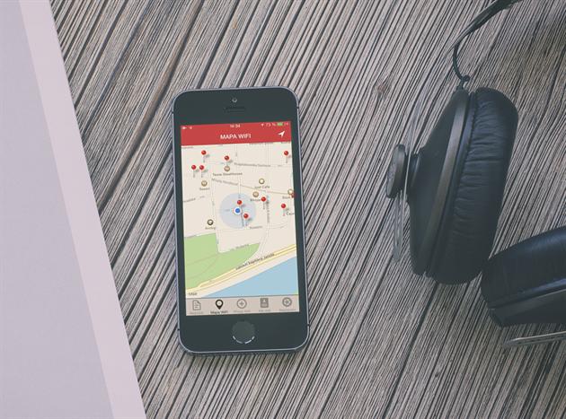 Aplikace Wifi� vám uká�e, kde najít nejbli��í ve�ejnou wi-fi sí�