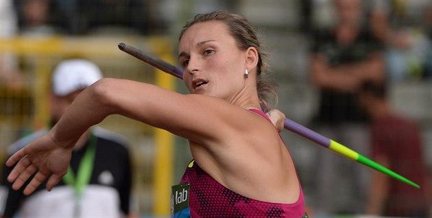 Barbora �potáková vyhrála mítink v Bruselu i celý seriál Diamantové ligy.