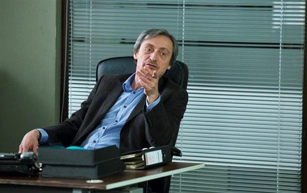 Martin Stropnický v seriálu Kriminálka And�l