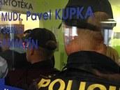 Policie zasahovala ve st�e�ovické nemocnici proti mu�i, který ohro�oval...