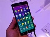 Samsung Galaxy Note 4 premiéra v Berlíně