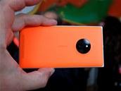 Nokia Lumia 830 na veletrhu IFA v Berlín�