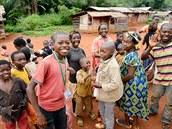 Afri�ané doká�í projevit obdivuhodný zápal a nad�ení pro v�c, pokud je doká�ete...