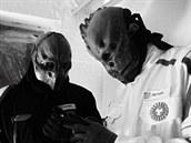 Postapokalyptick� sci-fi larp St�epiny se odehr�l v �esti b�z�ch v letech 2012...