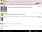 Pořízení verze Premium přináší například widget.