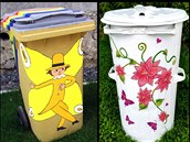 Miss popelnice v Prose�i