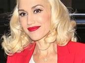 Zpěvačka Gwen Stefani je červeným rtěnkám věrná několik let, rudé rty tvoří...