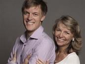 Tomá� Verner s maminkou Helenou
