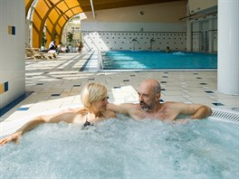 Spa Resort Sanssouci - baz�nov� komplex