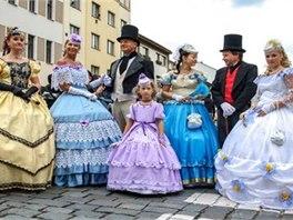 V Jičíně se to od 10. do 14. září bude krásnými kostýmy jen hemžit