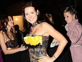 Eva Čerešňáková - Česká Miss 2010