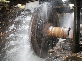 Vodní hamr v Dobřívi