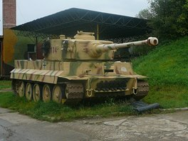 Muzeum na demarkační linii se zaměřuje na techniku, československé armády do