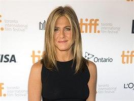 Jennifer Anistonov� na filmov�m festivalu v Torontu (8. z��� 2014)