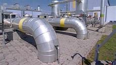 Podzemní zásobník zemního plynu