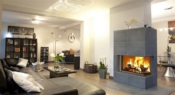 Plynové krby: Teplo domova a romantická atmosféra bez starostí!