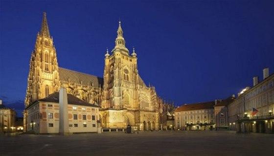 V katedrále svatého Víta, kde jsou uloženy ostatky knížete, proběhne 27. září