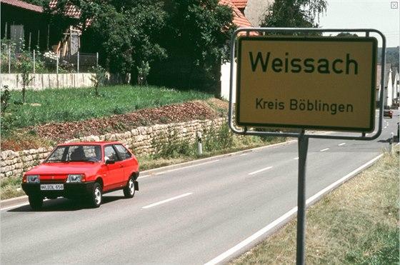 Porsche se v�razn� pod�lelo na v�voji Lady Samary