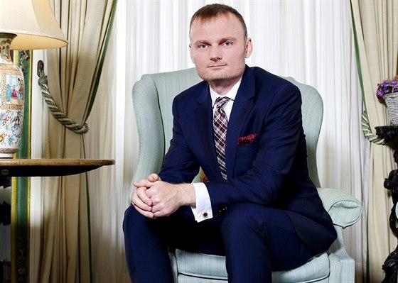 Pavel Čmelík,radí Čechům, jak profesně uspět, už dva roky.