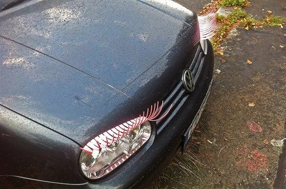 Některá auta díky svým majitelům skutečně připomínají lidské bytosti.