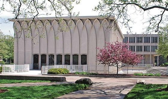 Detroit. DeRoy Auditorium Complex, 1959